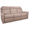 Picture of JAMES POWER RECLINING SOFA WITH POWER HEADREST