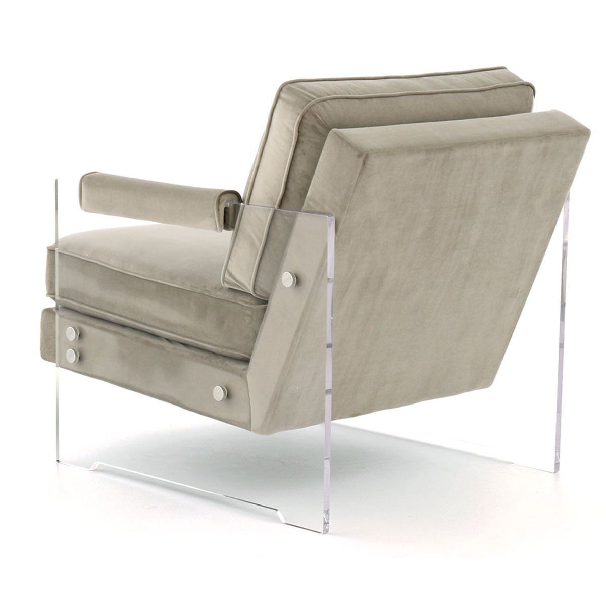 Picture of AVONLEY ACRYLIC ACCENT CHAIR