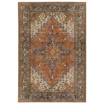 """Picture of AMANTI 3 COPPER 5'X7'7"""" RUG"""