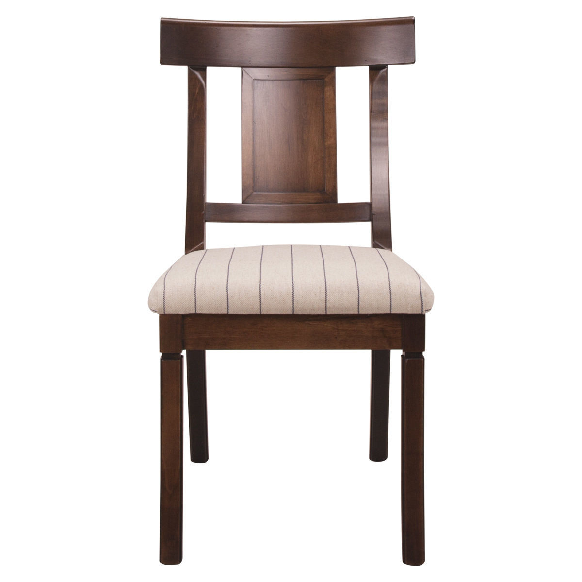 Picture of BAXTER UPH MAPLE SIDE CHAIR
