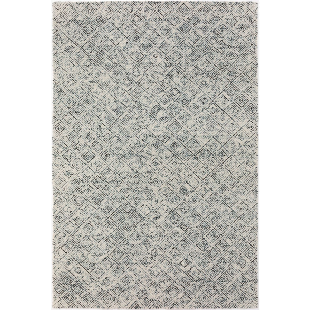 Picture of ZOE 1 CHARCOAL 8X10 AREA RUG