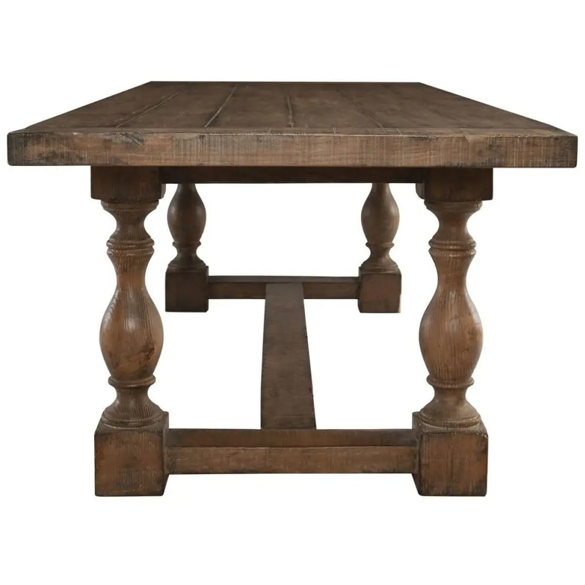 """Picture of MARGARET 91"""" DINING TABLE"""