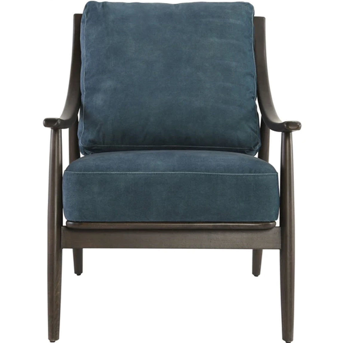 Picture of AMET BLUE CLUB CHAIR