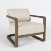 Picture of PIERCE ACCENT CHAIR NATURAL