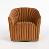 Picture of ARLINE SWIVEL CHAIR BRONZE