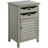 Picture of ONE DOOR TWO DRAWER CABINET