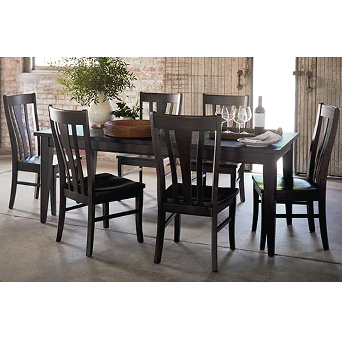Picture of PROVISION TAPERED 7PC DINING