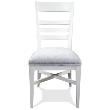 Picture of OSBORNE WHITE SIDE CHAIR