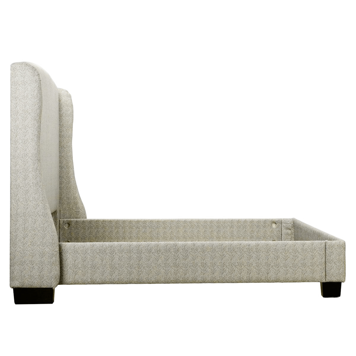 Picture of Paris Upholstered King Bed