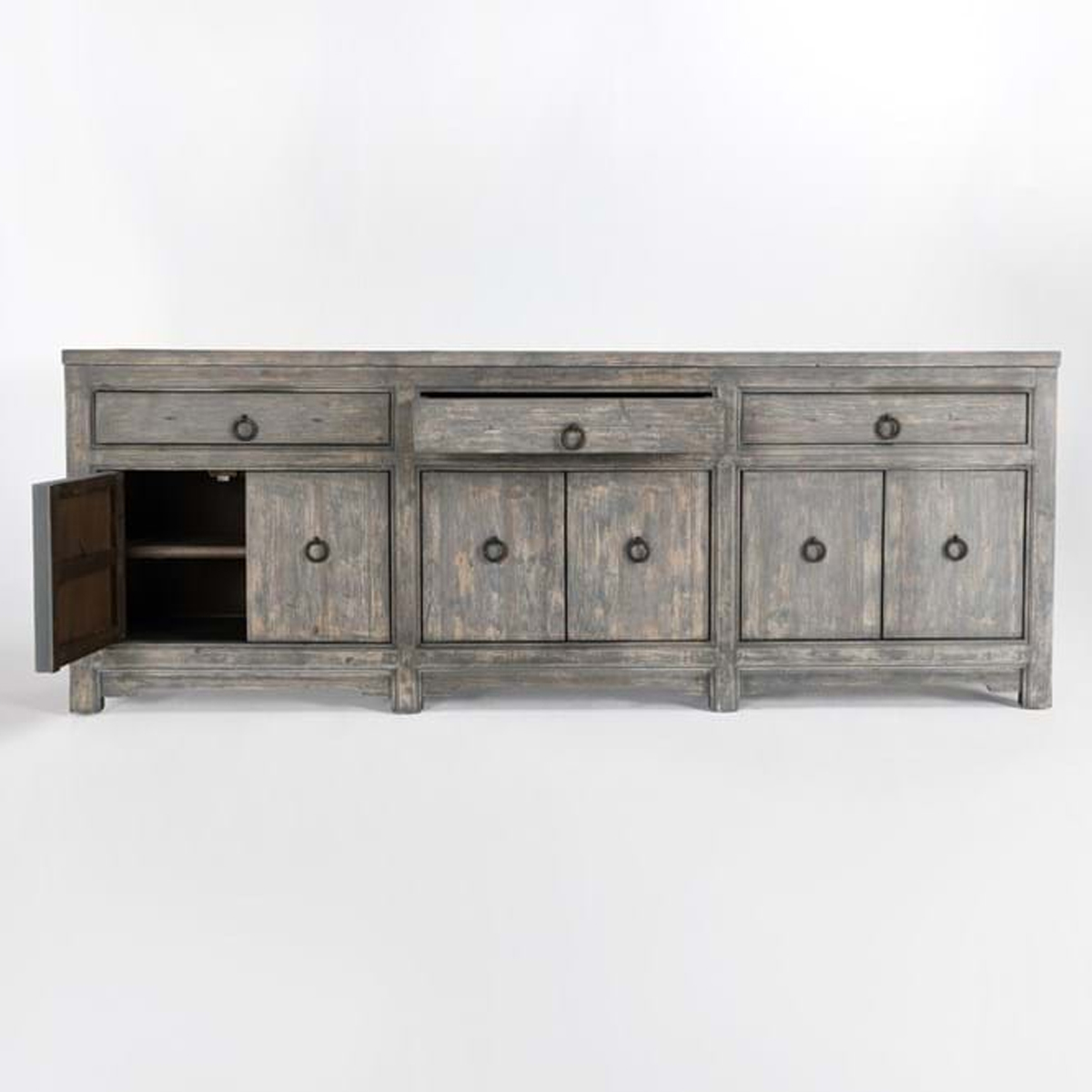 Picture of AMHERST ANT BLUE SIDEBOARD