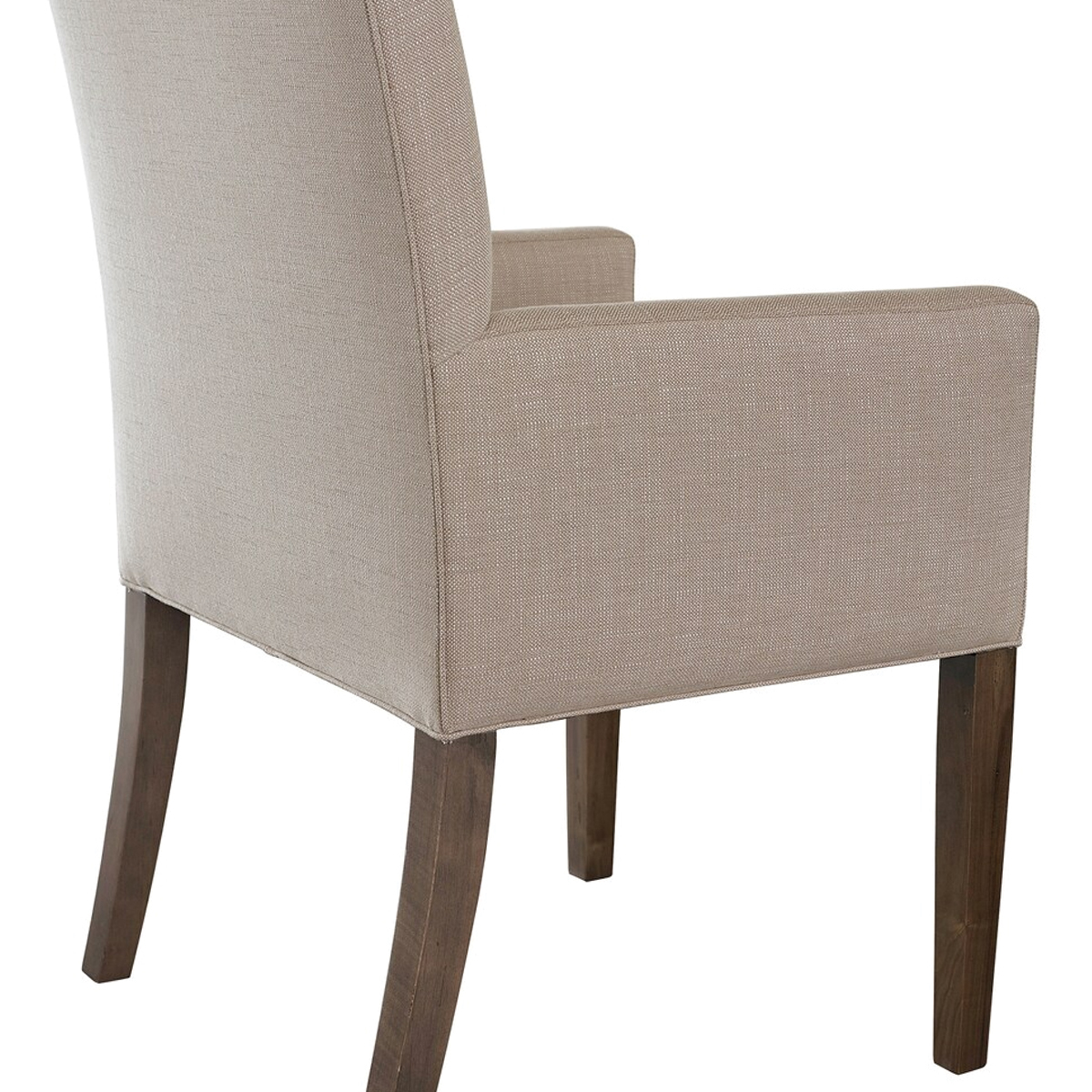 Picture of ABBOT UPH MAPLE ARM CHAIR