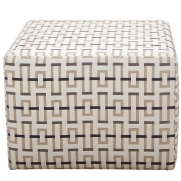 Picture of LEPOUF 20X20 OTTOMAN