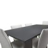 Picture of EMPIRE 36X72 TBL W/ 6 CHAIRS