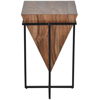 Picture of WOOD ACCENT TABLE