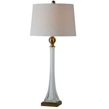 Picture of JAQUELINE GLASS TABLE LAMP