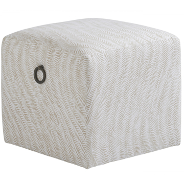 Picture of JUPITER EASY WRITE OTTOMAN