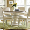 Picture of SUMMER HILL ROUND DINING WITH WOVEN CHAIRS
