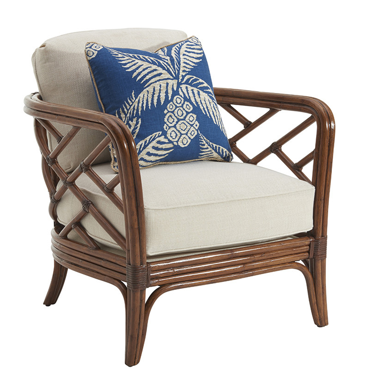 Picture of PALM ACCENT CHAIR