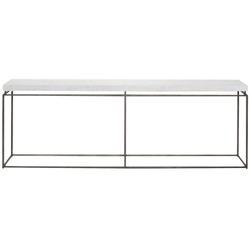Picture of MODERN FARMHOUSE WATTS CONSOLE TABLE