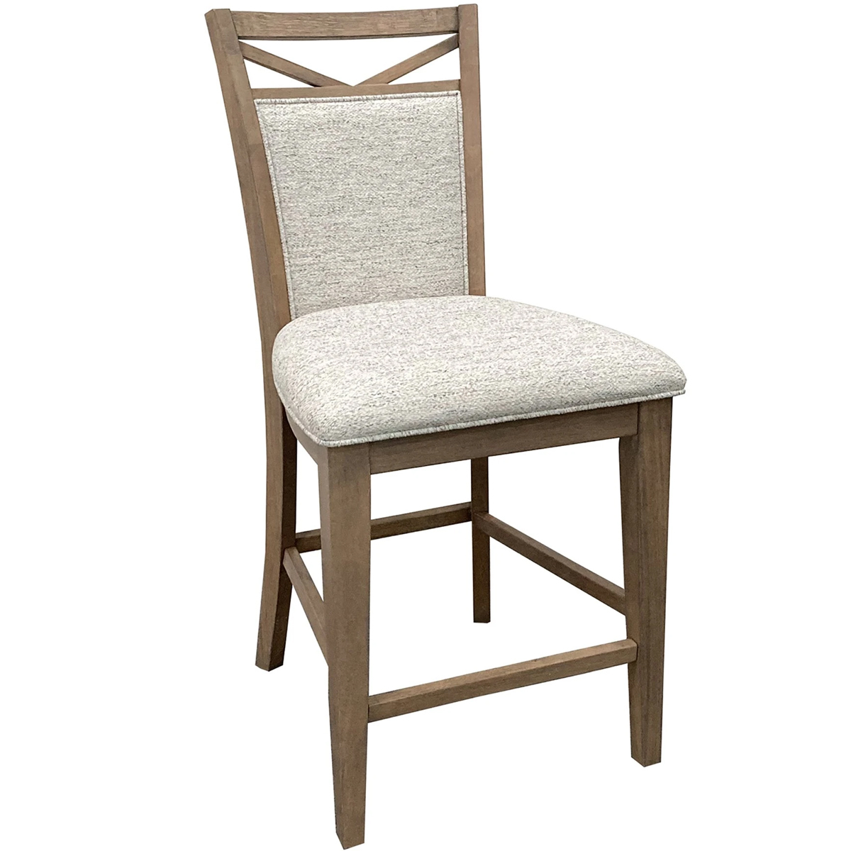Picture of UPHOLSTERED COUNTER CHAIR