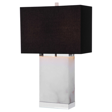 Picture of LUMEN ALABASTER TABLE LAMP