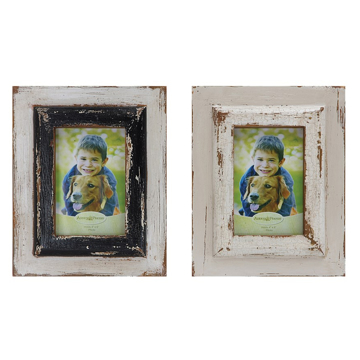 Picture of 8X10 WOOD DISTRESSED PHOTO FRAME