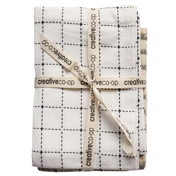 Picture of COTTON TEA TOWELS (Set of 3)