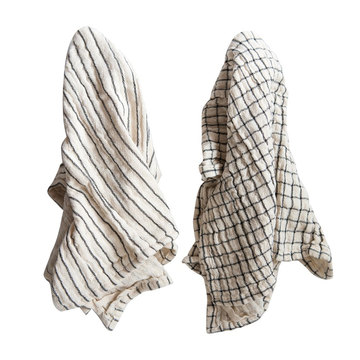 Picture of NATURAL COTTON TEA TOWELS AST.