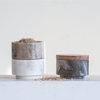 Picture of MARBLE STACKING PINCH POTS (Set of 3)