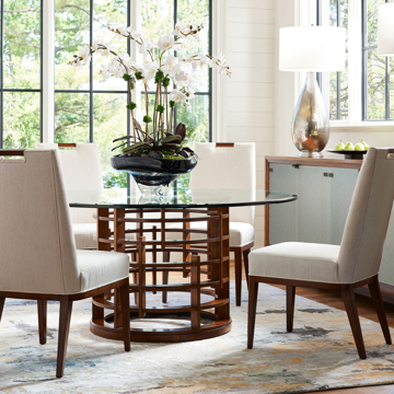 Picture of MERIDIEN ROUND DINING TABLE