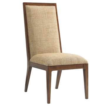 Picture of NATORI SLAT BACK SIDE CHAIR