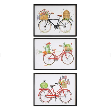 Picture of BIKE PRINT AST